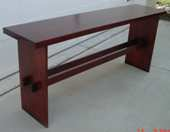 Cherry Display Table